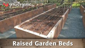 Raised Bed Soil Calculator by How To Build A Raised Garden Box Organic Gardening Blog