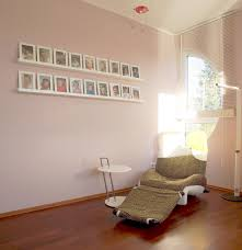 rosa wandfarbe bilder ideen