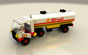 Lego Shell Truck, Shell Truck Stop | Trucks Accessories And ...
