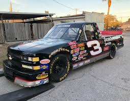 The 'Do It For Dale' Guy Just Bought A #3 NASCAR Truck - Racing News Nascar Camping World Truck Series 2017 Daytona Intertional Gmp Recognizes Scott Air Force Bases 100th Anniversary As Part Of Am Racing Jj Yeley Readies 09 Offline Race Youtube Fox On Twitter Opening Trucks Practice Is In The Gander Outdoors To Be New Title Sponsor Of Nascars Custer Prevails Race At Gateway Who Has Won Most Championship Obrl S118 Milwaukee Winner Steven Thomson Poster Nemechek Wins Iowa For 2nd Straight Victory I Bought A Legit Freaking Truck