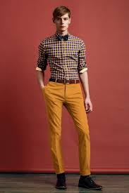 Men Fashion Retro Look 6