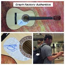 100 I Drive Your Truck By Lee Brice GFA My LEE BRCE Signed Acoustic Guitar PROOF L2