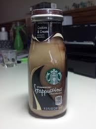 Starbucks Frappuccino Cookies Cream