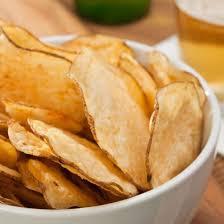maison au four recette chips maison