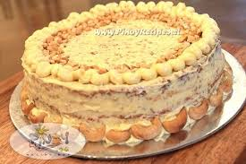 Sans Rival Recipe Filipino Recipes Portal