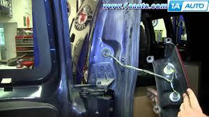 how to install change taillight and bulbs 1997 2013 gmc savana