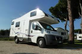 Freedom Holiday Small Motorhome