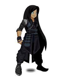 FileDark Assassin Commander FemalePNG