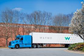 100 Trucks Images Same Driver Different Vehicle Bringing Waymo Selfdriving