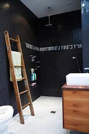 luxus badezimmer in schwarz der neue trend