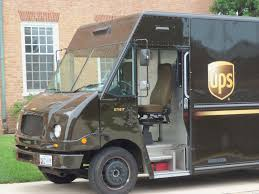 A Ups Truck Photo By Frederick Meekins Photos I Ve Taken A Ups Truck ...