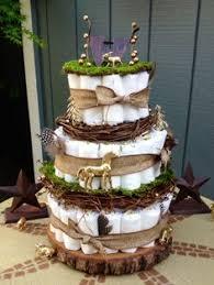 A Magical Woodland Diaper Cake Kelly Teske Goldsworthy Garrett Lebsock