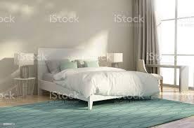 weiße und grüne schlafzimmer mit luxuriösen sessel und teppich stockfoto und mehr bilder 2015
