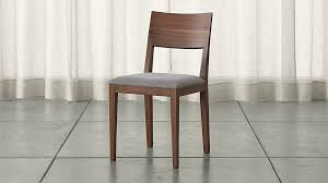 Crate And Barrel Dining Room Chairs by Thalia Dining Chair Crate And Barrel