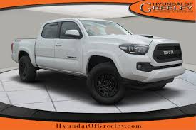 Pre-Owned 2016 Toyota Tacoma TRD Sport Crew Cab Pickup In Greeley ... Preowned 2008 Chevrolet Silverado 1500 4wd Ext Cab 1435 Lt W1lt New 2018 Nissan Titan Xd Pro4x Crew Pickup In Riverdale Work Truck Regular 2019 Gmc Sierra Limited Dbl Cab Extended Ram Express Pontiac D18077 Toyota Tacoma 2wd Trd Sport Tuscumbia High Country Slt Ford Super Duty Chassis Features Fordcom Freightliner M2 106 Rollback Tow At Sr5 Double Escondido