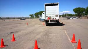 100 Rocky Mountain Truck Driving School Alley Docking YouTube