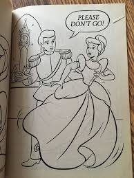 1987 Vintage Golden Books Walt Disneys Friends Coloring Book