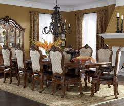 Michael Amini Living Room Sets by Kitchen Tuscano Melange Rectangular Dining Set By Michael Amini