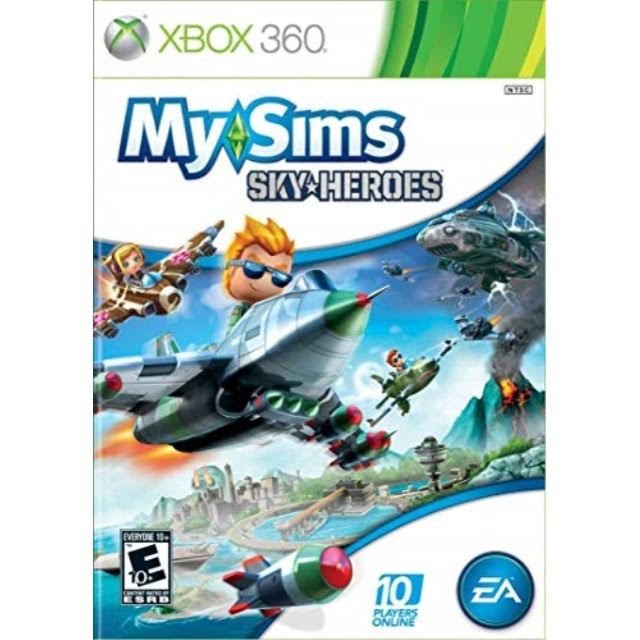 My Sims: Sky Heroes - Xbox 360