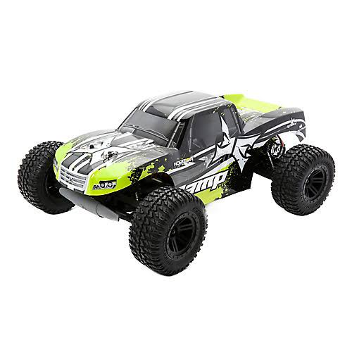 ECX Electrix 03028T2 Amp MT 2wd Monster Truck - Black/Green