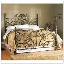 Wrought Iron Headboards King Size Beds by Bedroom Awesome Wrought Iron Headboard King Wrought Iron