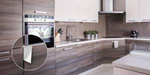 design klebefolie für küchenschränke klinger möbelfolie