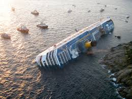 pictures 5 cruise ship disasters that changed travel