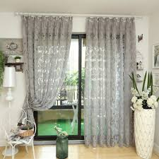 Large Size Of Living Roomgray And White Modern Curtains Black Kitchen Curtain