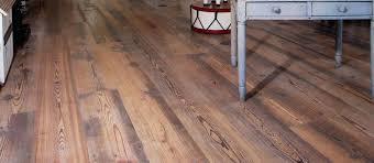 Rustic Wide Plank Hardwood Flooring Canada Style Wood Floors Reclaimed Timber Heart Pine