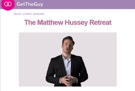 The Matthew Hussey Retreat Or At Least Upcoming One Is A Five Day Event In Florida Where Each You And Large Number Of Other Women Will Spend