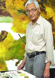 5 Great Indian Abstract Painters Of 21st Century