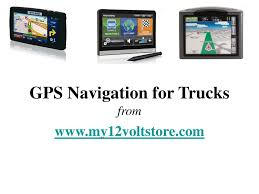 100 Gps Systems For Trucks PPT GPS For Truck PowerPoint Presentation ID14598