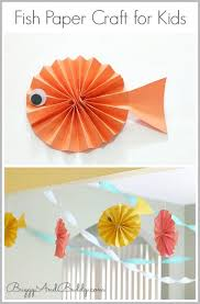 38 Best Ocean Theme Crafts For Kids Images On Pinterest Paper Craft Ideas