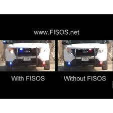 Jotto Desk Crown Victoria by Interceptor Shutter Override System Fisos Wig Wag Flasher