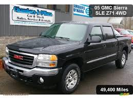 2005 GMC Sierra 1500 Z71 Crew Cab 4x4 In Onyx Black - 326658 | Truck ... 2018 Gmc Sierra 1500 Truck For Sale Near Greensboro 2011 2500hd Information 2004 Work Glendive Mt Sales Corp Morehead New Vehicles For 2006 Slt Z71 Crew Cab 4x4 In Stealth Gray Metallic 1981 2wd Regular Sale Near Tomball Texas Used Sle Dbl Cab 53 V8 4x4 2019 Double Spied With Nearly No Camouflage Is Most Improved September Ford Fseries Picks Up Find Full Size Pickup Trucks Houston Tx 2015 Denali In Savannah Ga Watrous Sk Maline