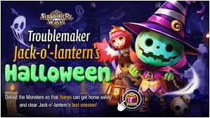 Halloween Wars Wiki by New Event Troublemaker Jack O Lantern U0027s Halloween Event