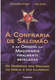 LIVRO A CONFRARIA DE SALOMAO