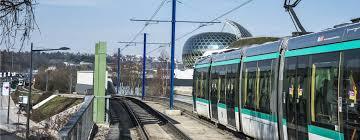 ratp transports à et en ile de métro tramway