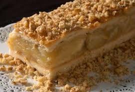 recette dessert aux pommes carrés aux pommes et au cheddar coup de pouce