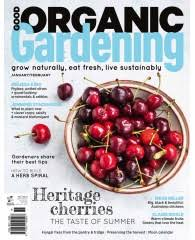 Good Organic Gardening Magazine 2 year deal