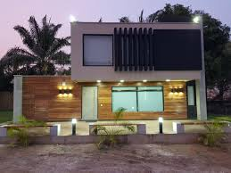 100 Modern Container Houses This Modern Home In Abuja Was Built In Just 8 Weeks Using