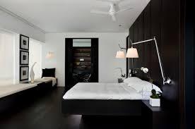 Bedroom Design Dark Floor Credit Wood Floors