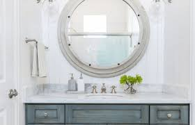 Beach Themed Bathroom Mirrors Design And Shower Ideas Vanity Style