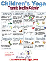 NEW Thematic Calendar For Kids Yoga_CURRENT_PREVIEW | Little ... Yoga Class Schedule Studios In Bali Stone Barn Meditation Camp Competion Winners Pose Printables For The Big Red Barnpreview Page Small Little Events Chester Ny Henna Parties Monroe Studio Open Sky Only From The Heart Can You Touch Location Photos Dragonfly Retreat Teachers Wellness Emily Alfano Marga 6 Charley Patton Daily Dose Come Breathe With Us About Keep Beautiful