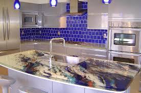 glass kitchen countertops furniture