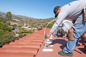 navarro roofing clay tile roof you can walk on palos verdes