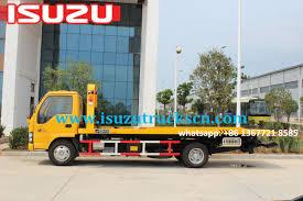 Pin By ISUZU TRUCKS On Africa 3ton Rescue Flatbed Tow Truck ISUZU ...