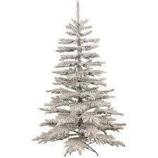 Slim Flocked Christmas Tree Uk by Artificial Christmas Trees Artificial Xmas Trees Dzd