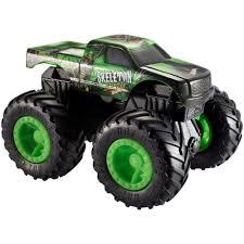 100 Wheels For Trucks Hot Monster 143 Scale Skeleton Crew Rev Tredz Toy
