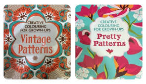 Creative Coloring Books For Grown Ups